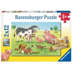 Kids Puzzles - 3+ yrs