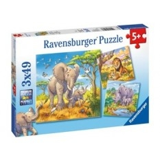 Kids Puzzles - 5+ yrs