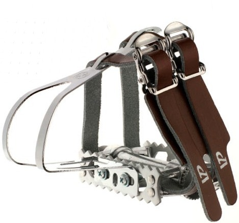 Pedals, Toe Clips & Straps Sets
